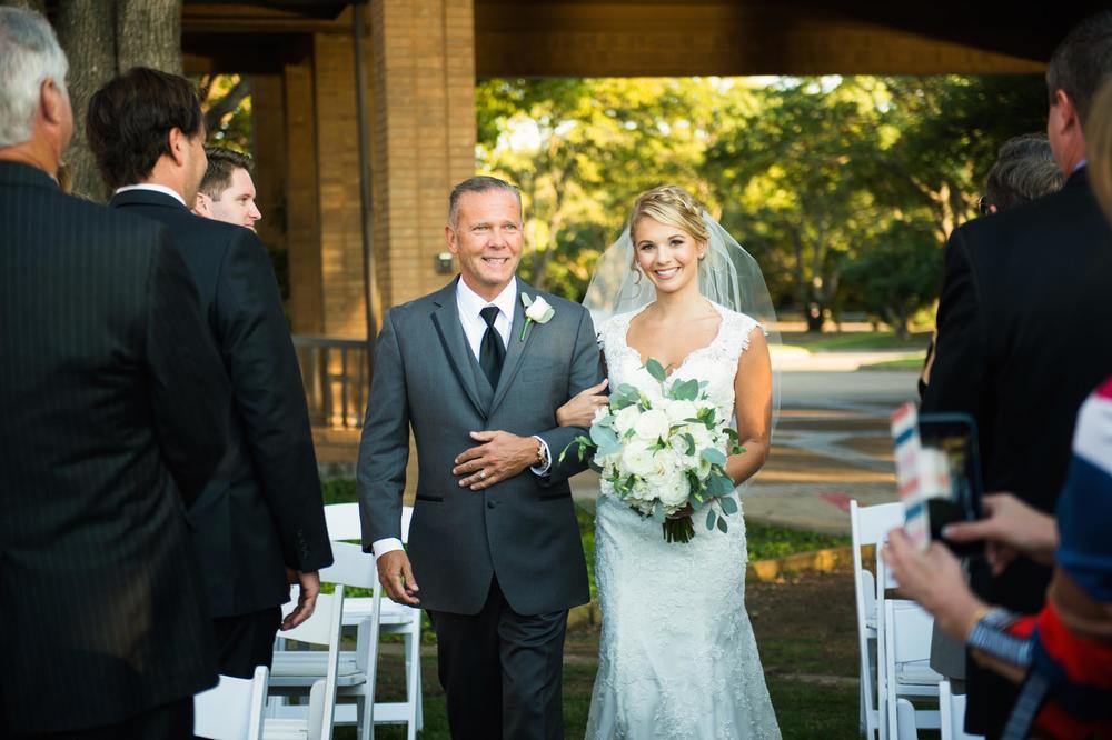 Bride & dad processional