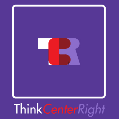 Twitter profile pic for the hypothetical ThinkCenterRight. Full project plus WIP snapshots in my Behance portfolio at http://www.behance.net/bencapozzi.