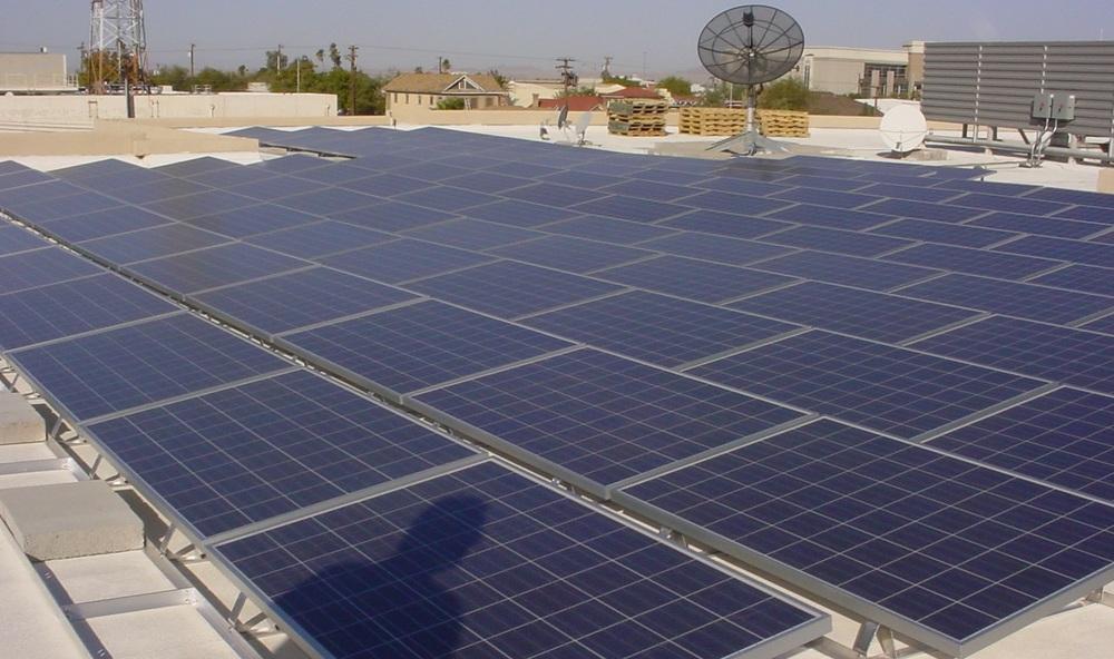 100 kW ballast installation at 10%