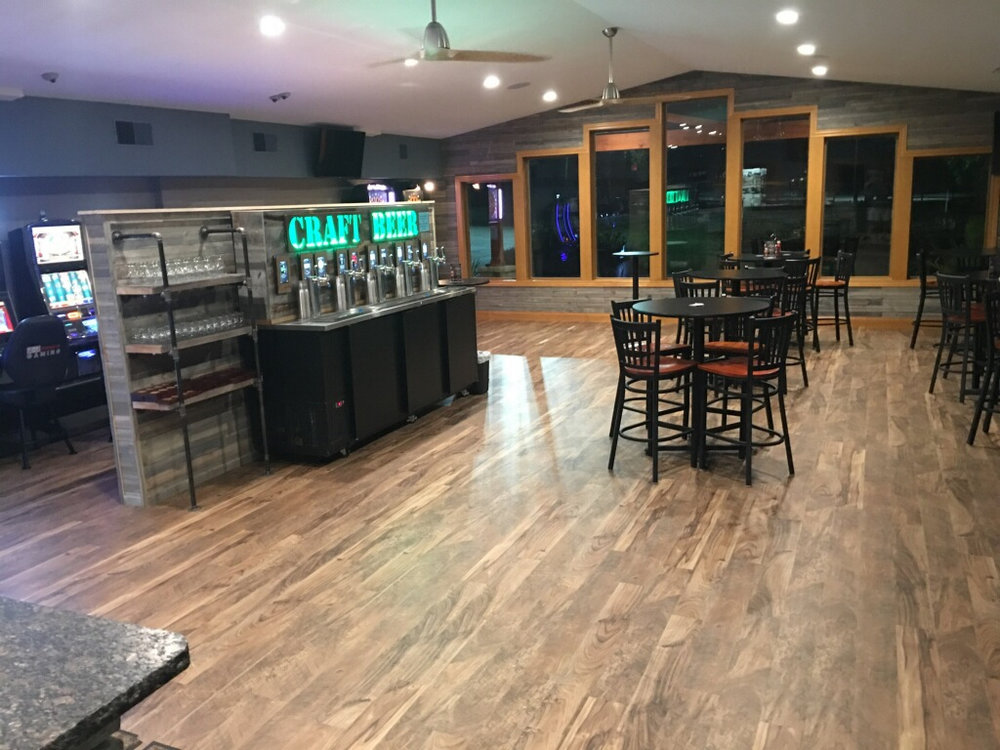HOME OF SPRINGFIELD'S FIRST   SELF POURING CRAFT BEER SYSTEM   LOCAL BEERS, PLUS THE BEST FROM AROUND THE COUNTRY