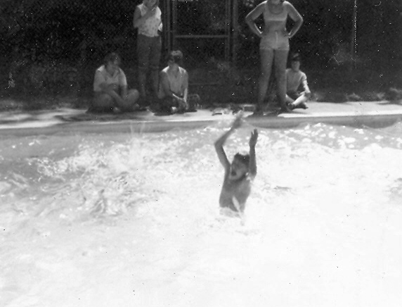 In the Pool 1966.jpg