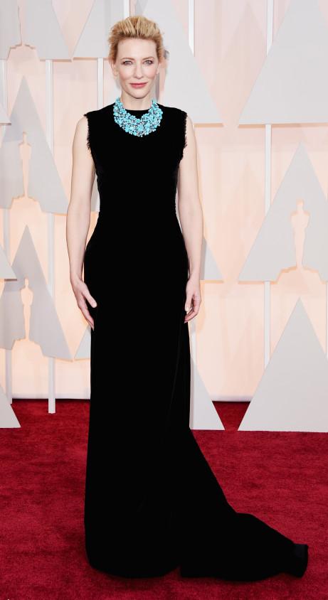 Kate Blanchette Oscar 2015