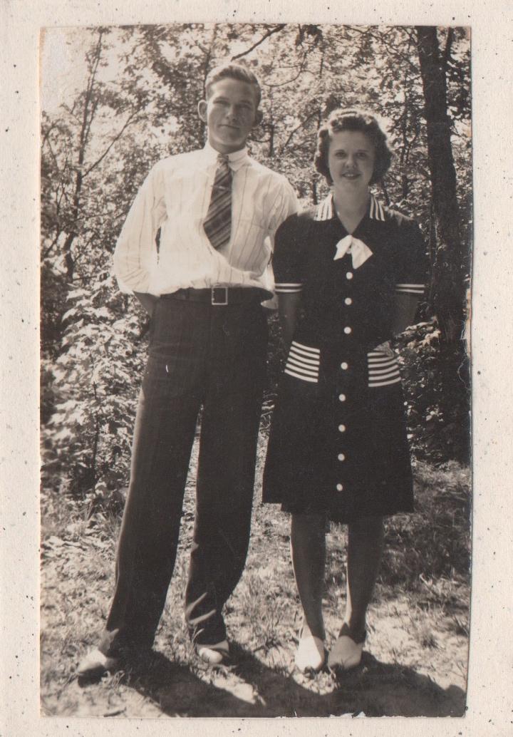 The original Glen & Effie from the 1940s