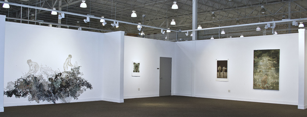 Solo Exhibition Drewelowe Gallery Iowa City, IA