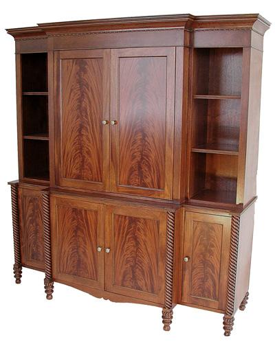 Mahogany Cabinet #2088