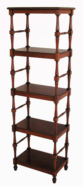 Narrow Etagere #2093