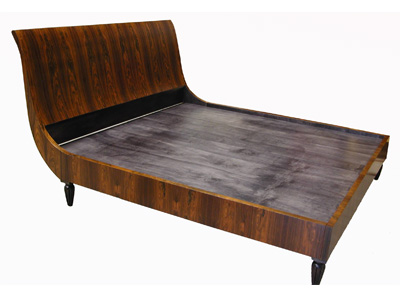 Rosewood Bed #2087