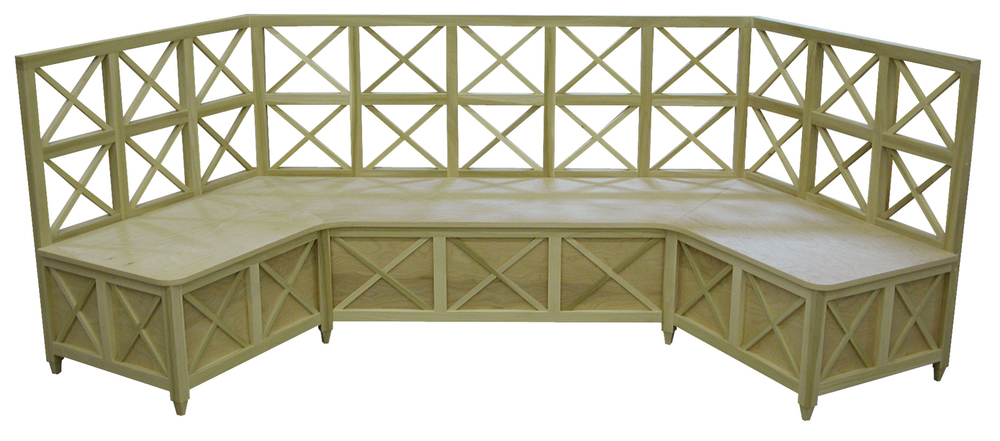 Banquette Bench #2085