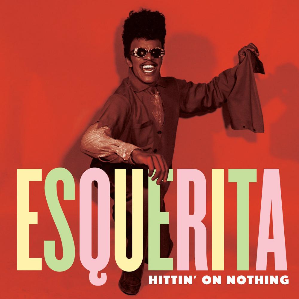 Esquerita - Hittin' On Nothing 45 sleeve
