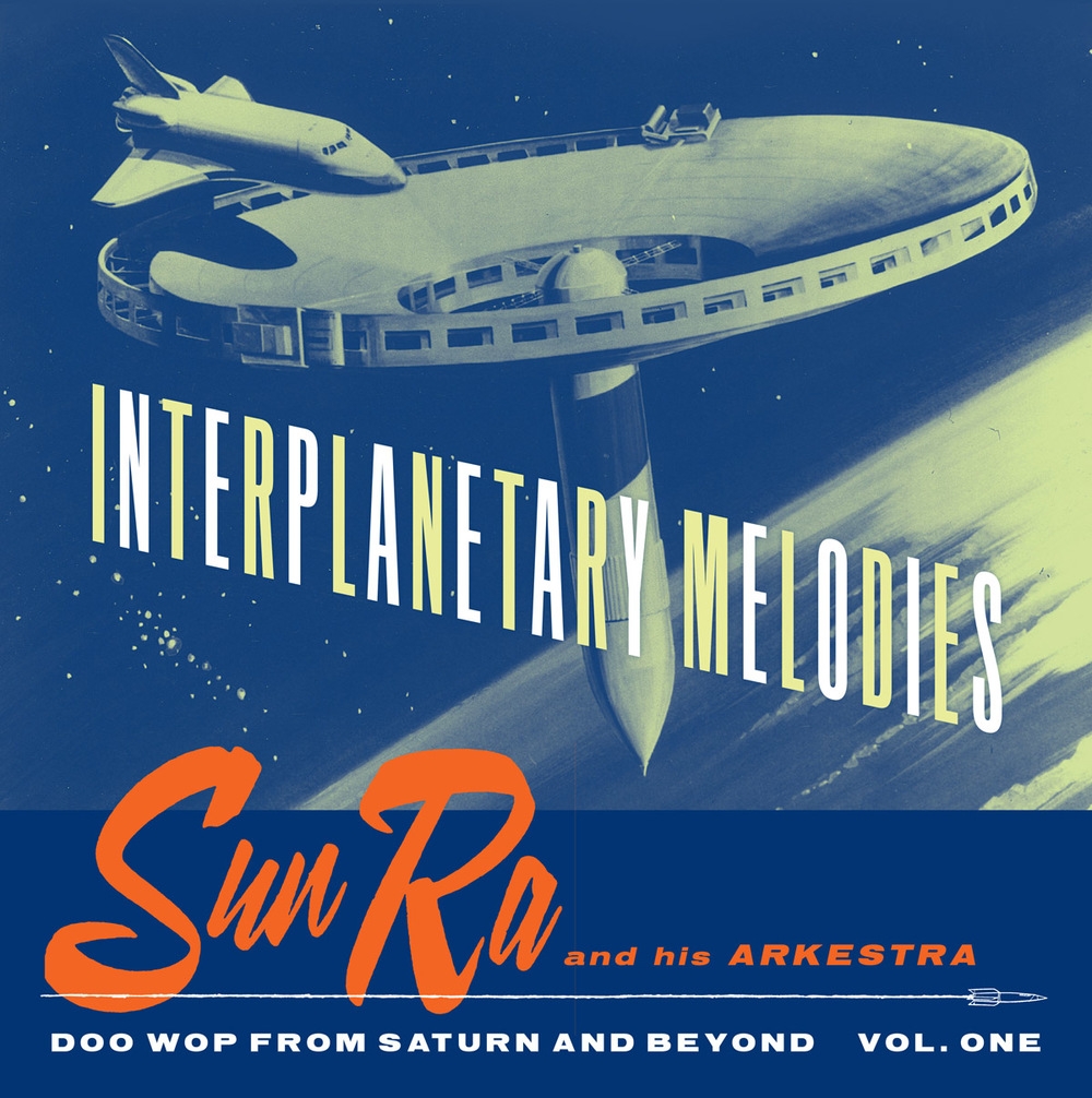 Sun Ra - Interplanetary Melodies LP cover