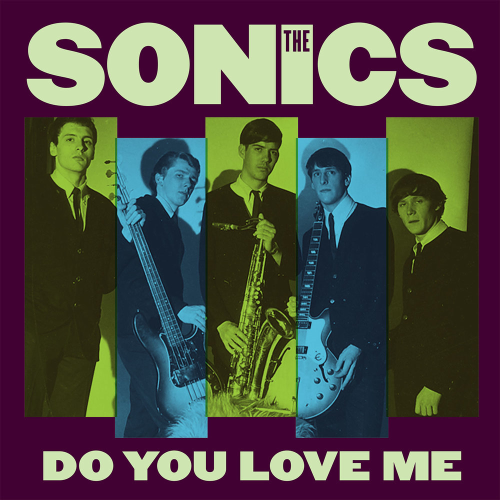 The Sonics - Do You Love Me 45