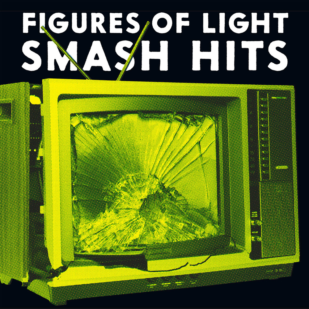 Figures of Light - Smash Hits LP/CD cover