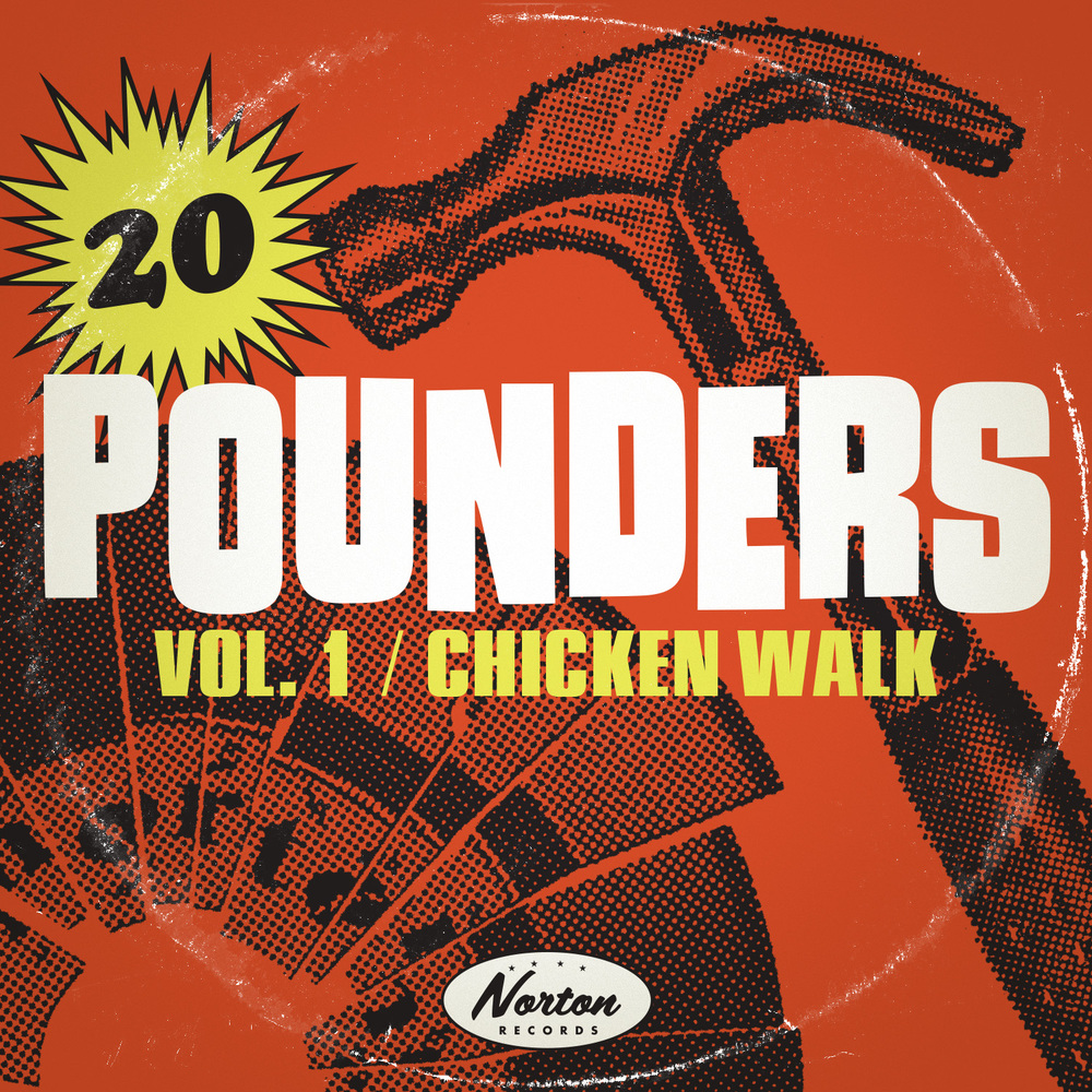 20 Pounders, Vol. 1 digital download cover