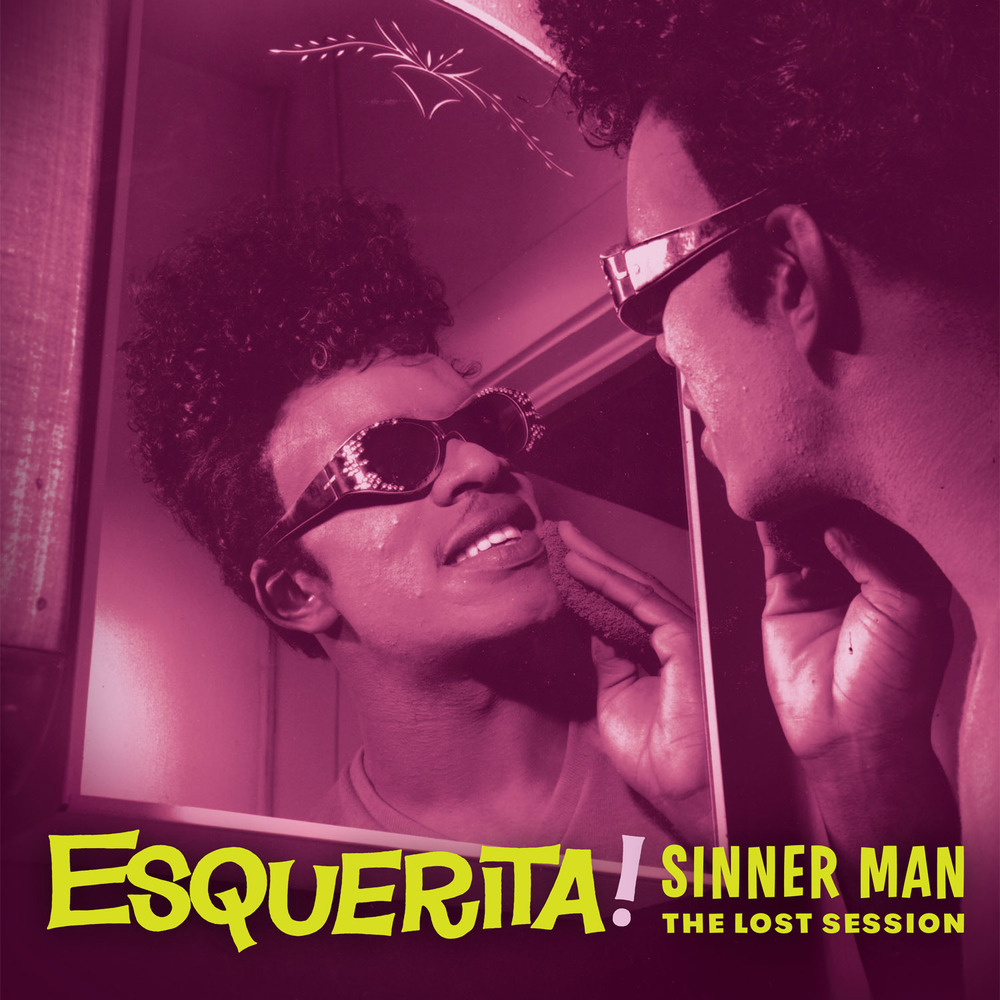 Esquerita - Sinner Man LP cover