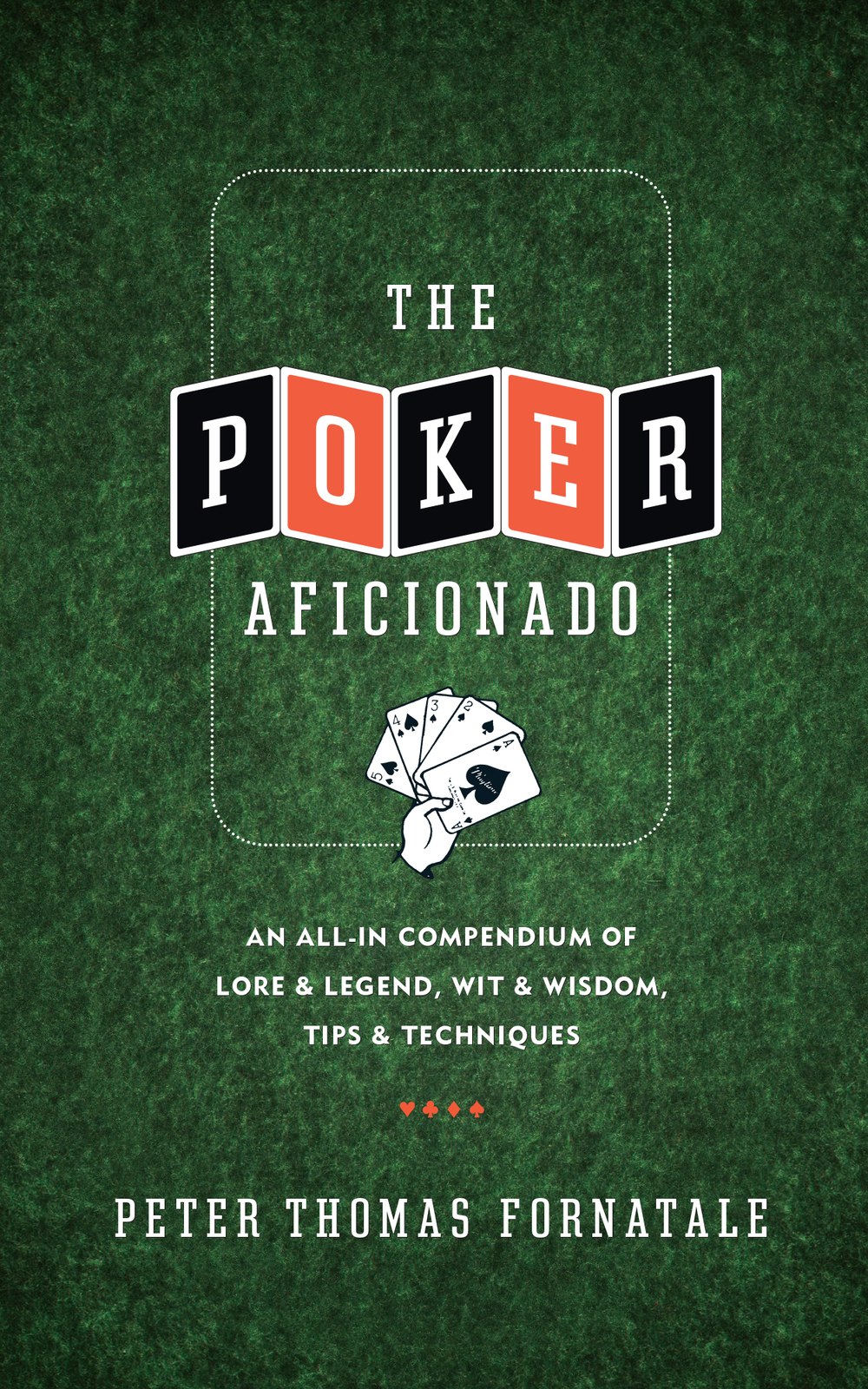 The Poker Aficionado cover