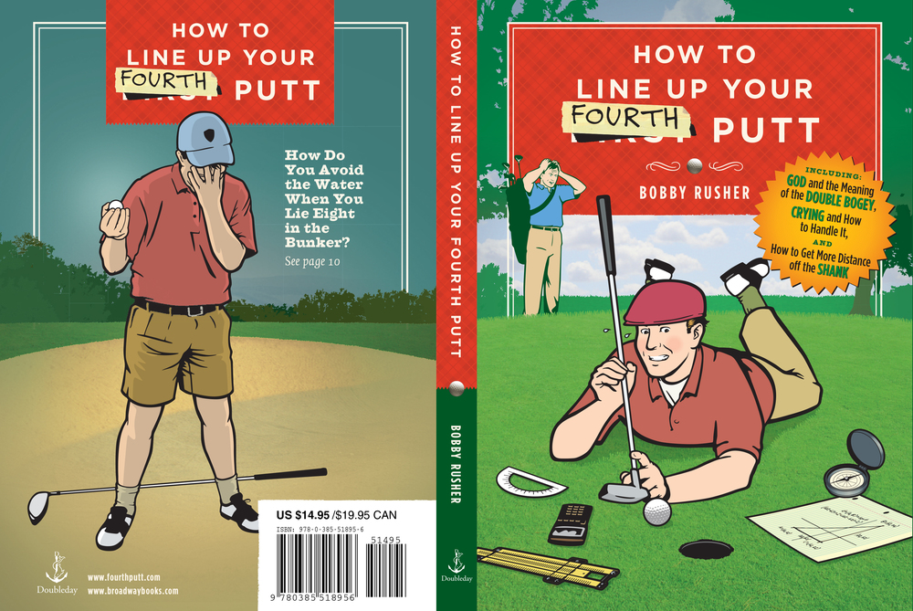 How to Line Up Your Fourth Putt cover