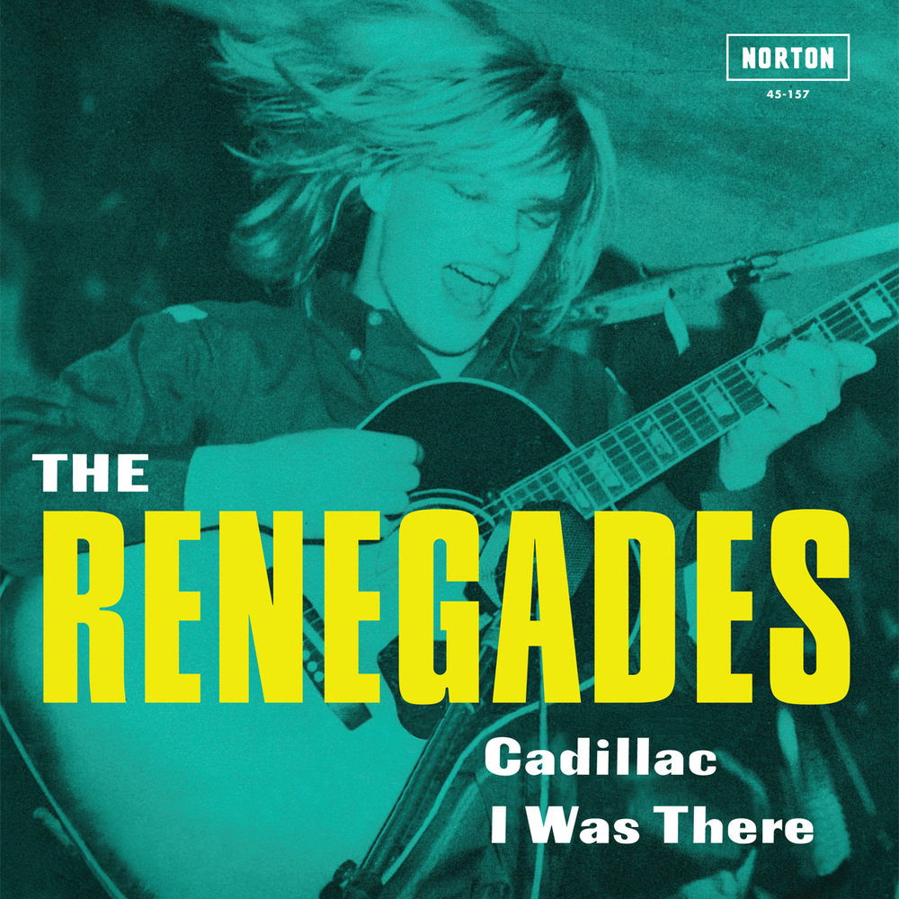 The Renegades - Cadillac 45 sleeve