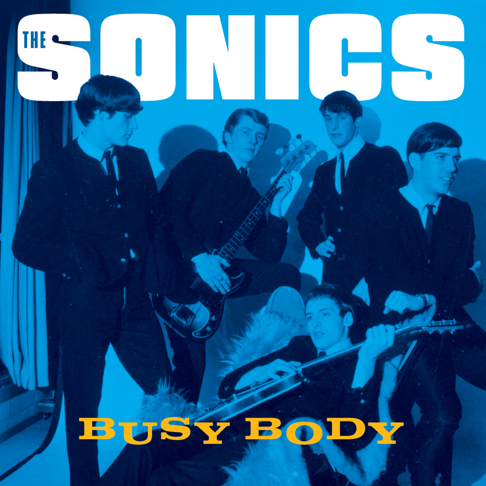The Sonics - Busy Body 45