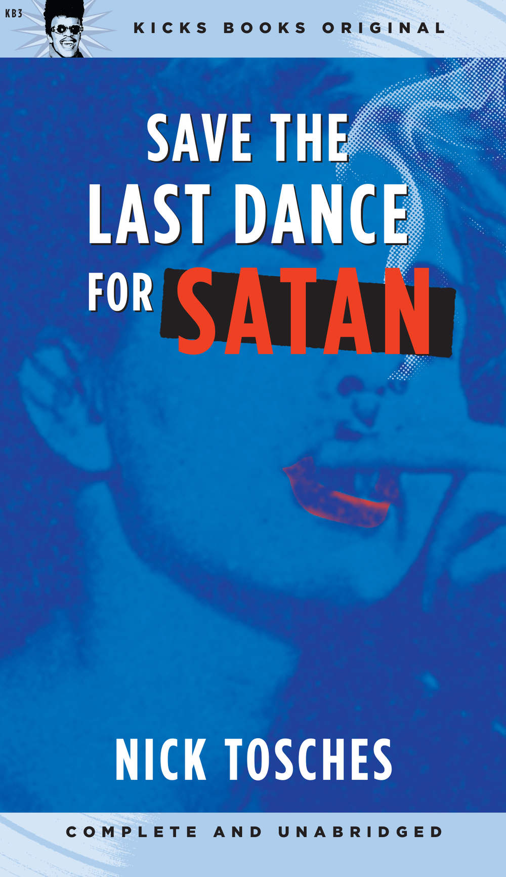 Nick Tosches - Save the Last Dance for Satan cover