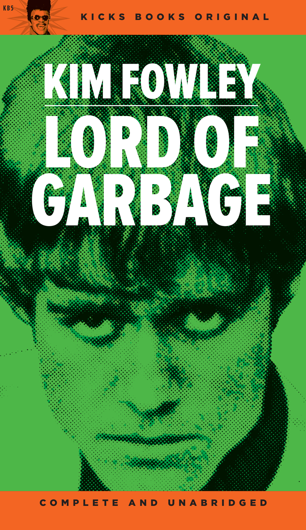 Kim Fowley - Lord of Garbage cover