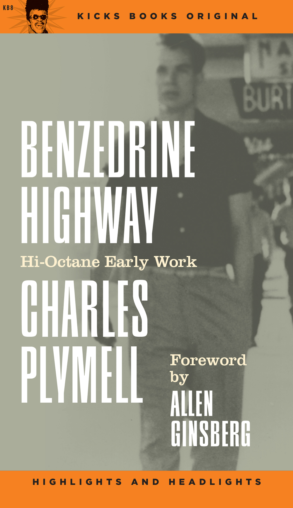 Charles Plymell - Benzedrine Highway cover