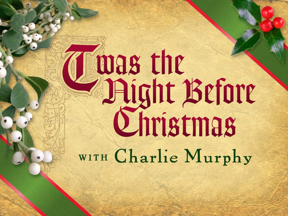'Twas the Night Before Christmas title card