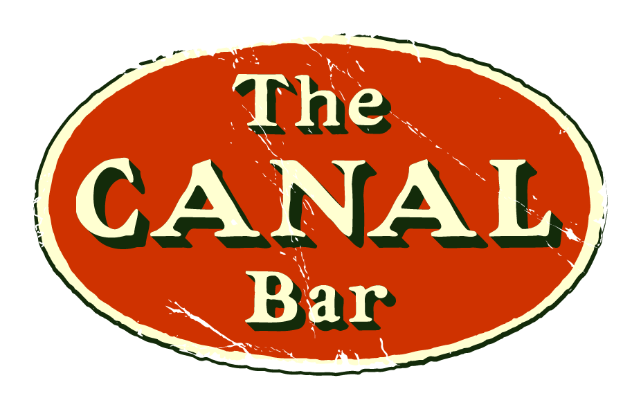 The Canal Bar logo