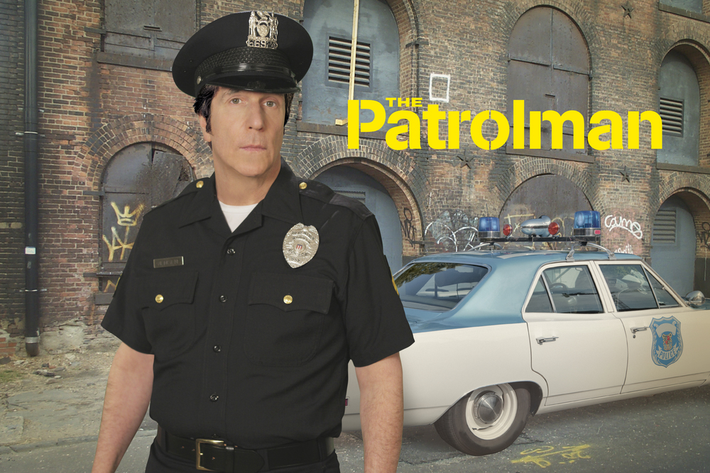 Childrens Hospital/The Patrolman title card