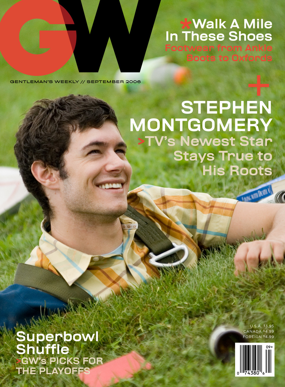 The Ten/magazine cover
