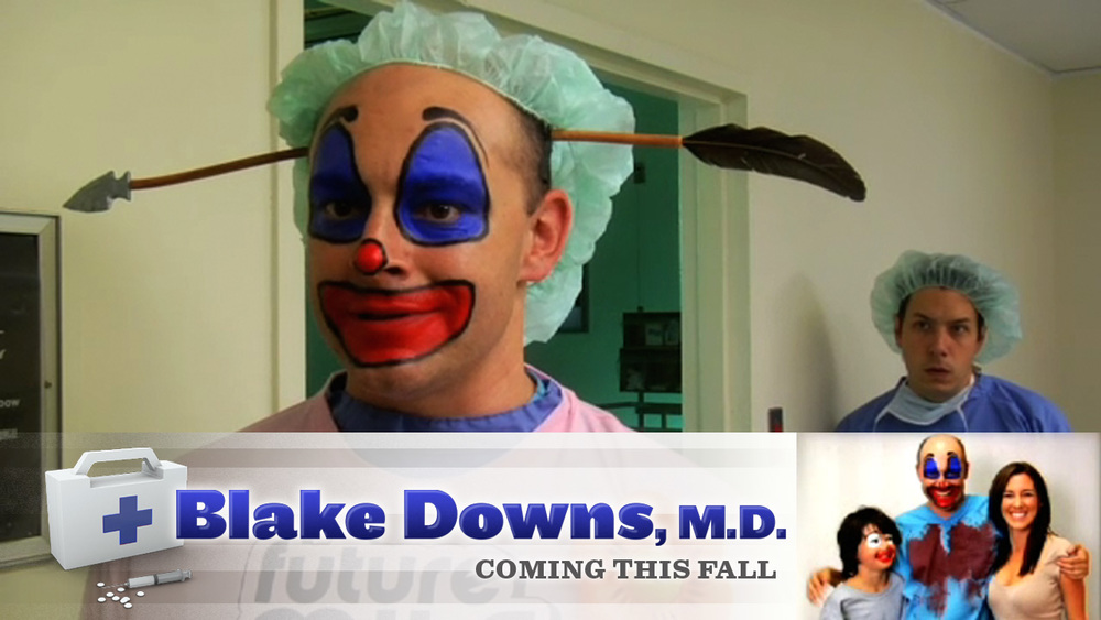 "Childrens Hospital/Blake Downs ""bug"""