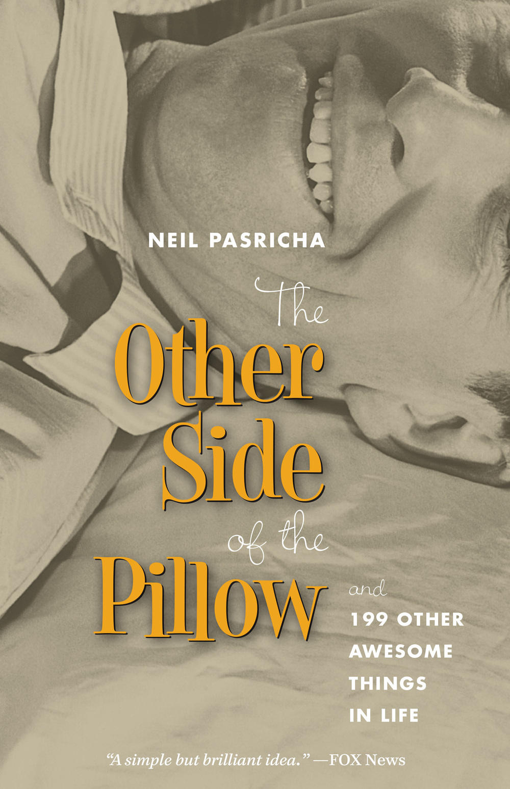 The Other Side of the Pillow cover rough