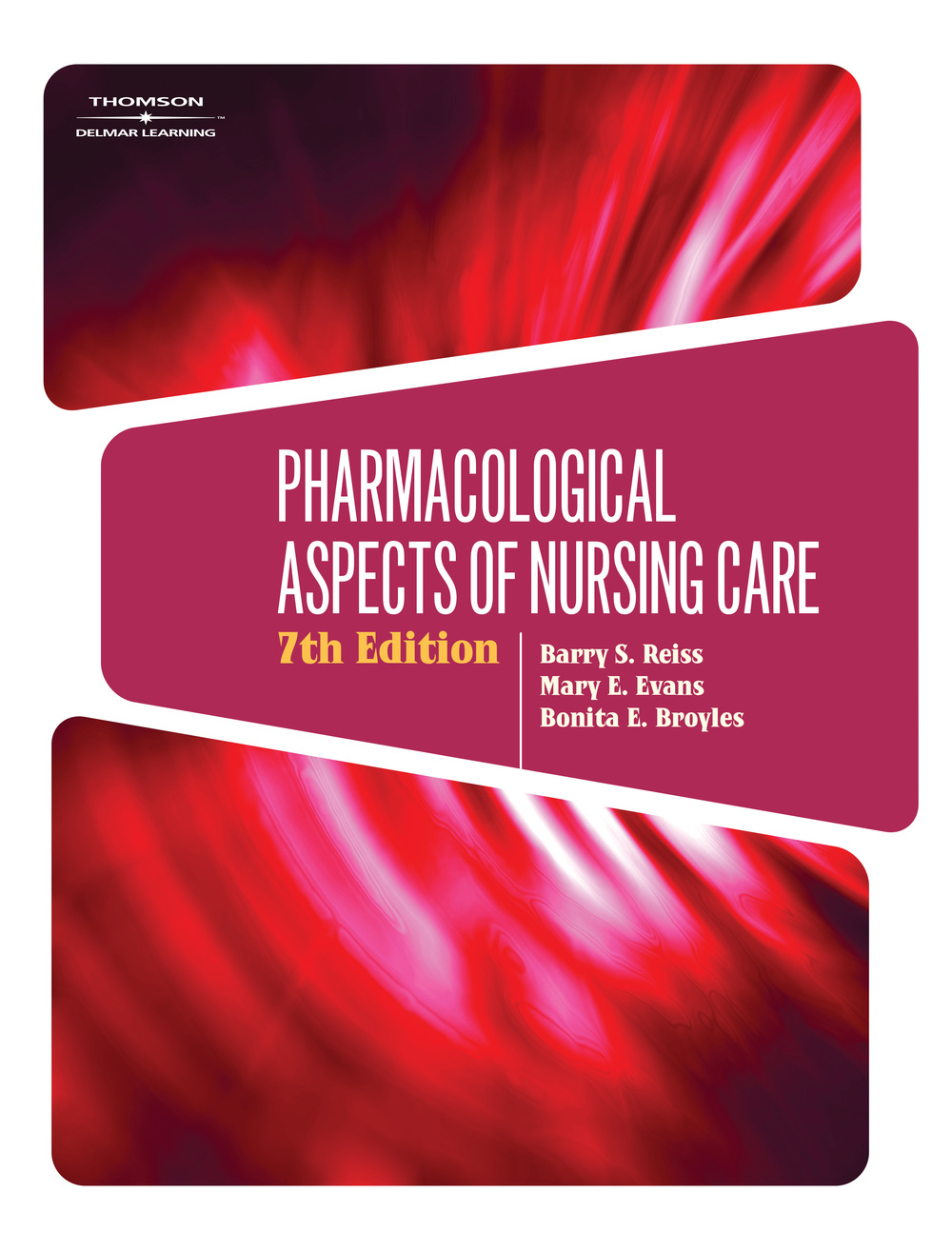 Pharmacological Aspects of Nursing Care cover