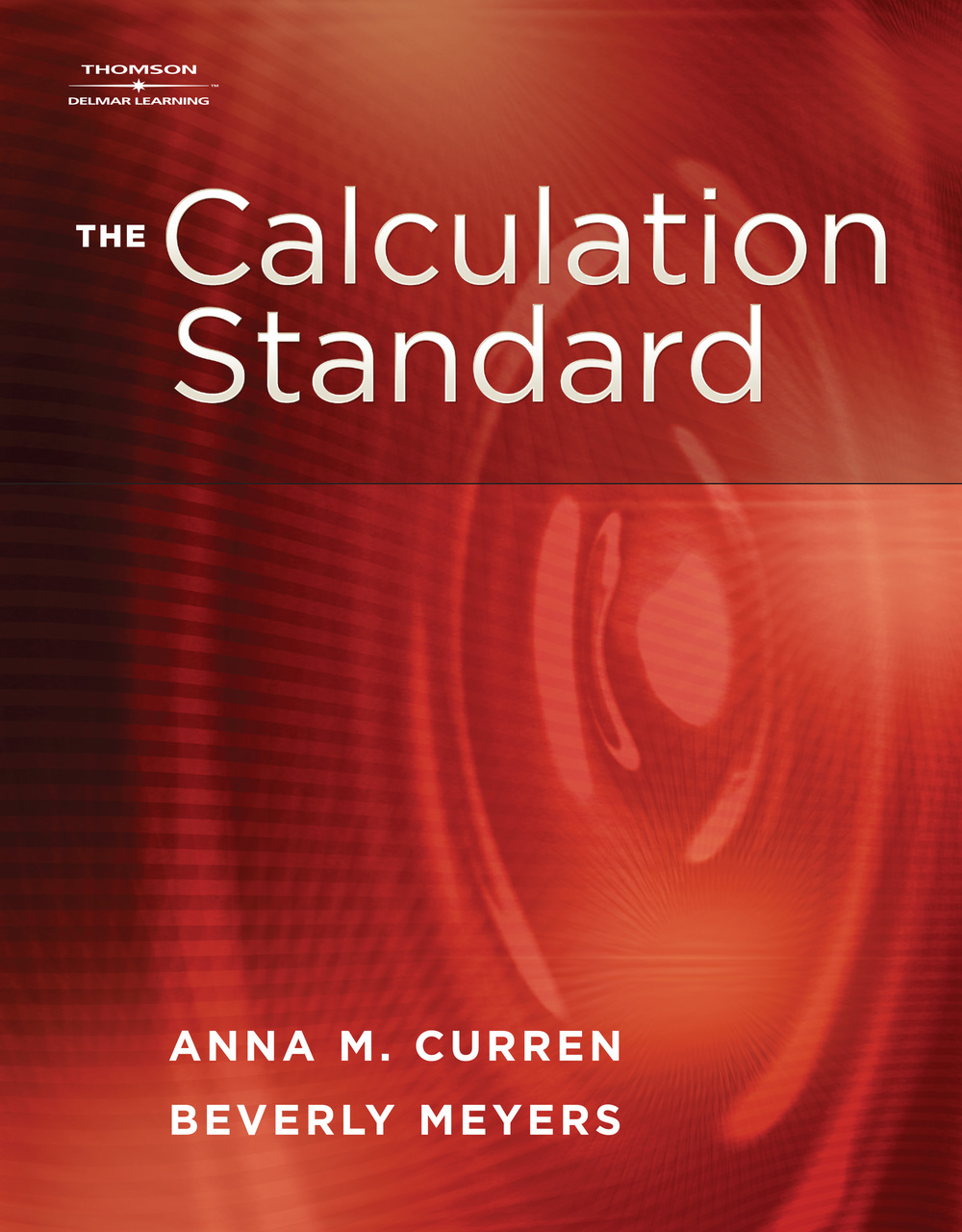 The Calculation Standard cover