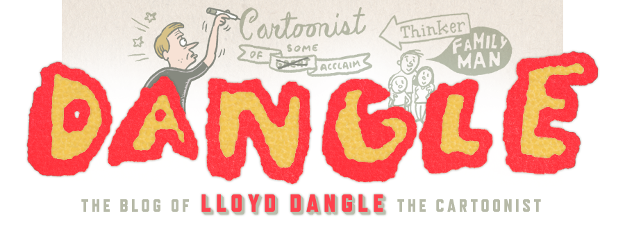 Lloyd Dangle blog header