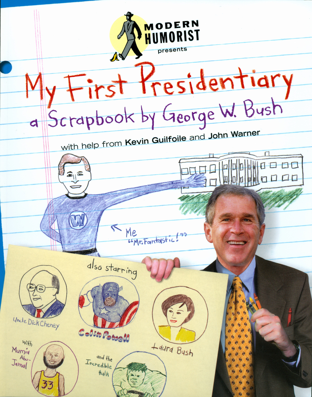My First Presidentiary cover