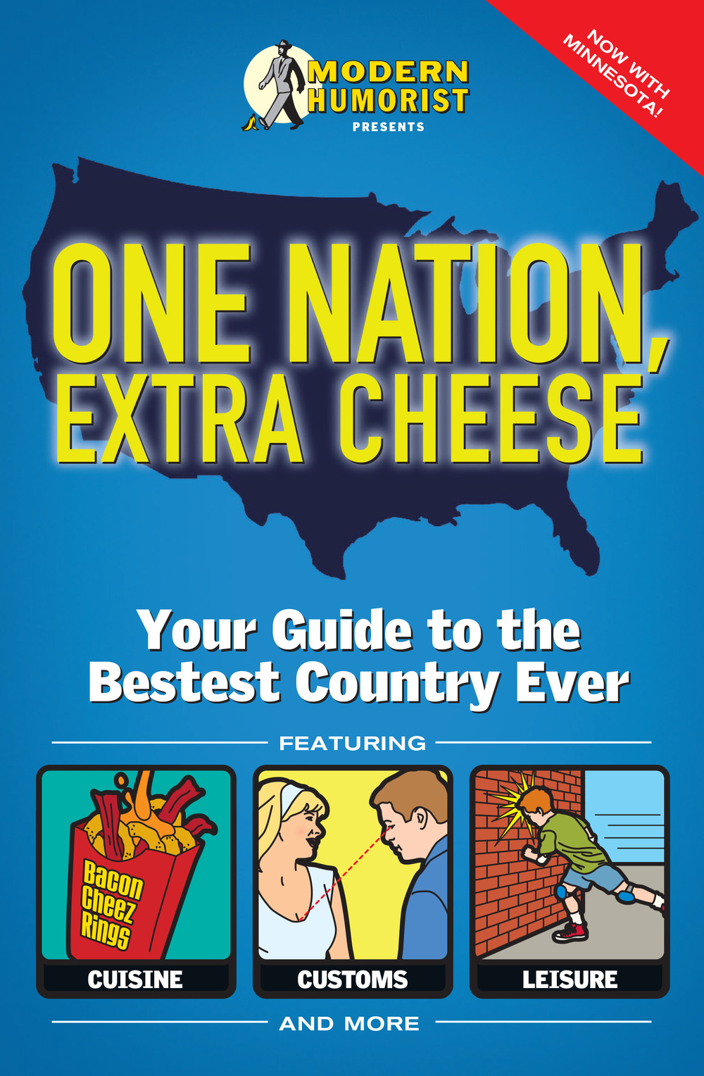 One Nation, Extra Cheese cover