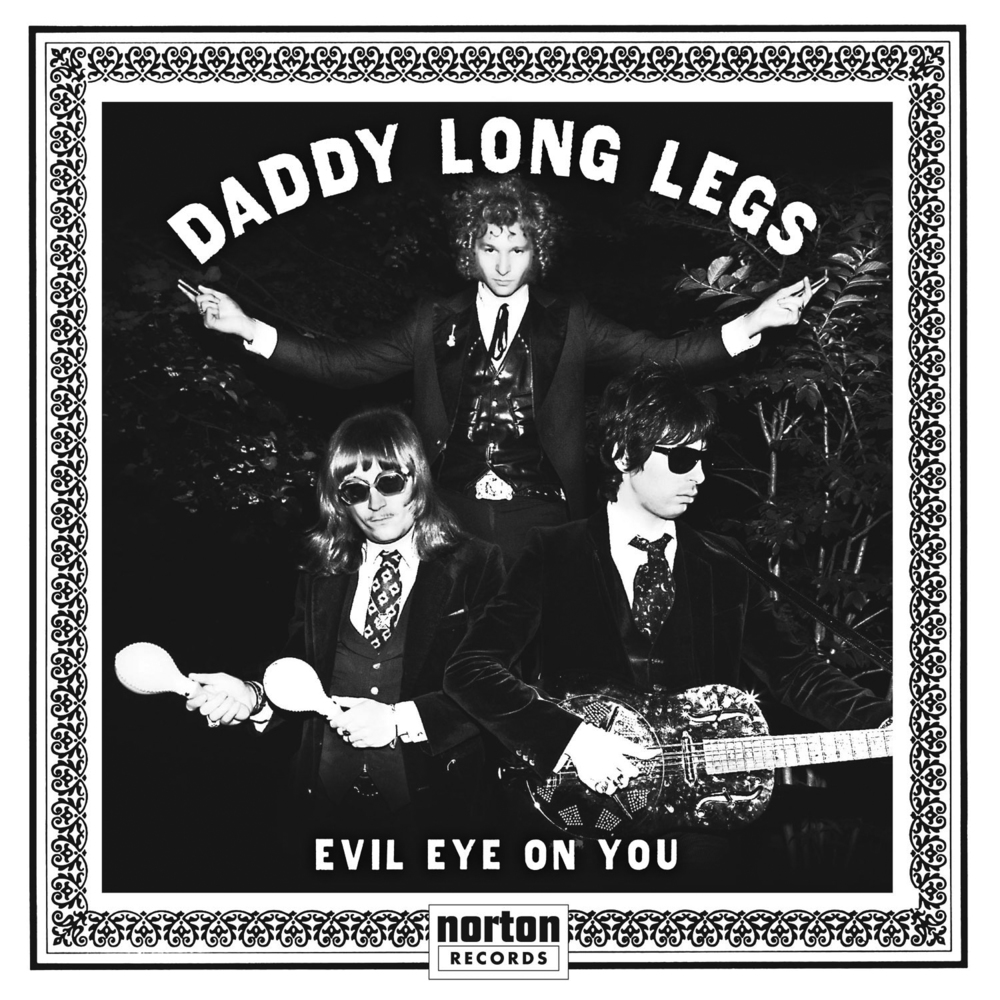 Daddy Long Legs - Evil Eye on You LP cover