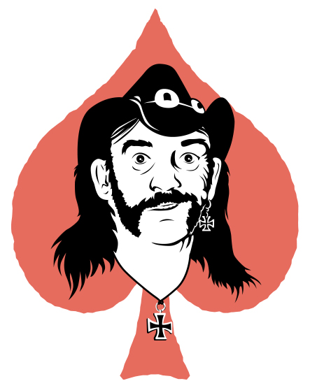 Lemmy of spades