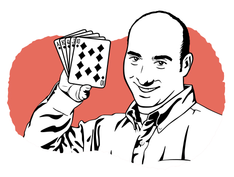 Greg Dinkin, Poker MBA
