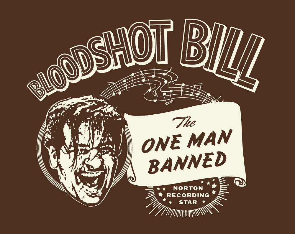 Bloodshot Bill T-Shirt