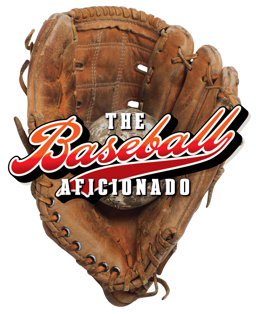 The Baseball Aficionado logo