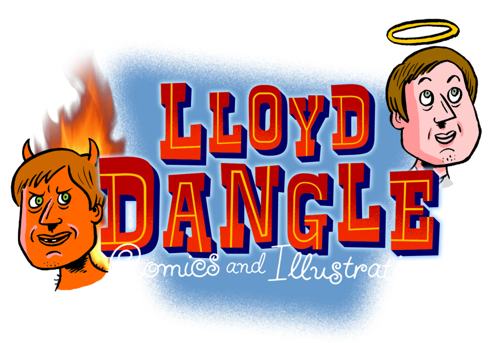 Lloyd Dangle logo