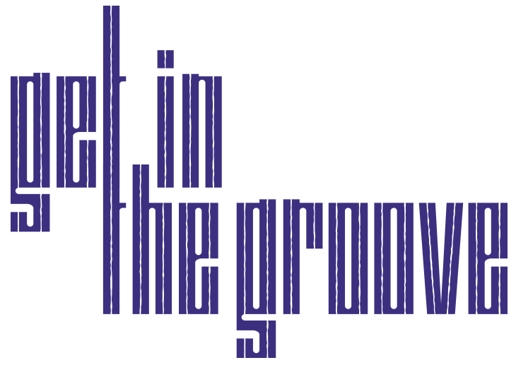 Get in the Groove logo
