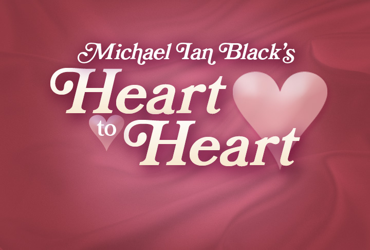 Michael Ian Black's Heart to Heart title card