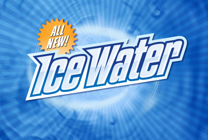 Ice Water title card