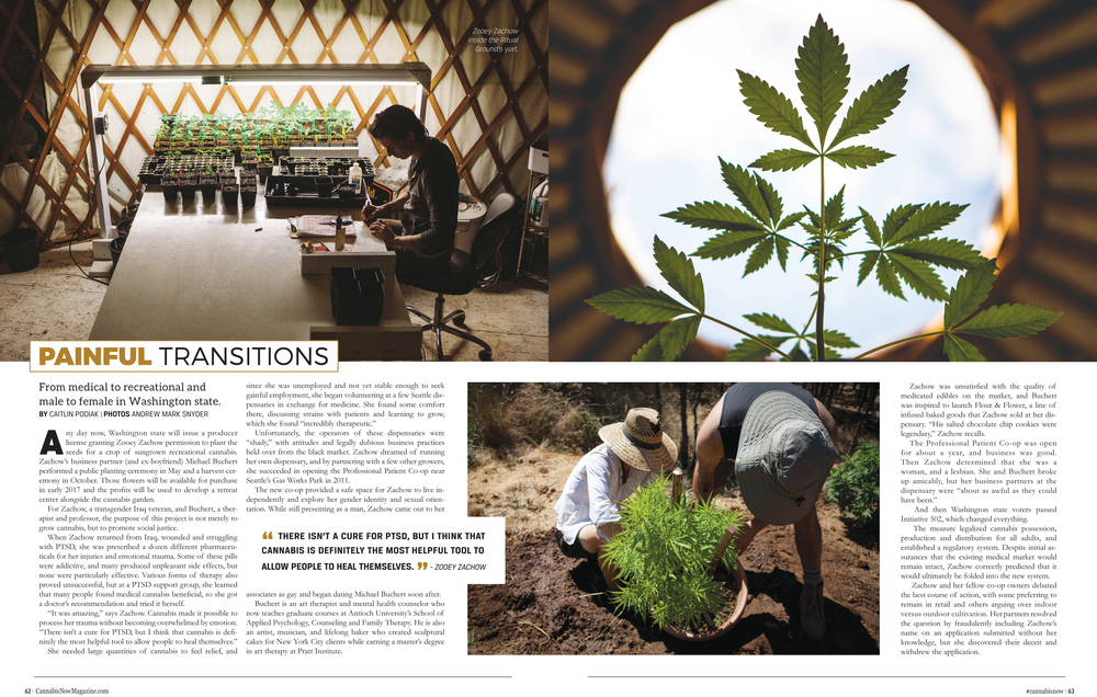 Cannabis Now Issue 21