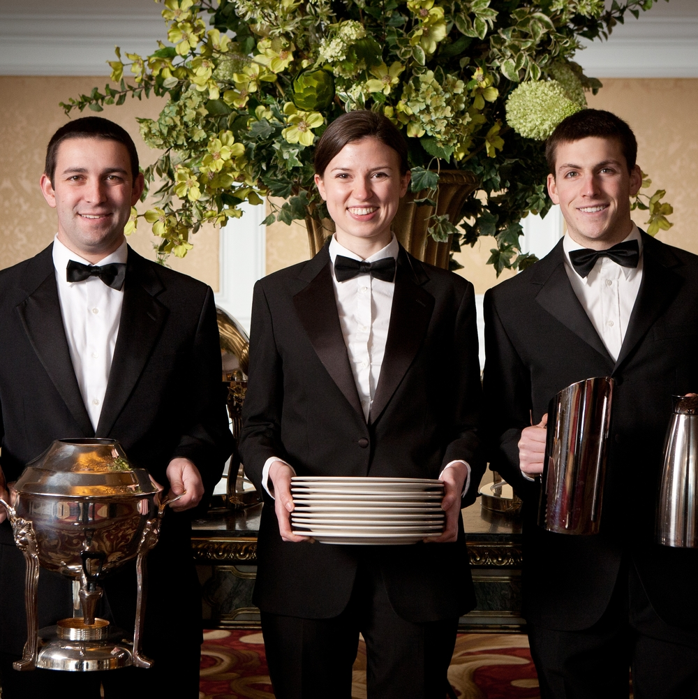 Corporate Dining   Professional attention focussed on your event and your guests.   Learn More
