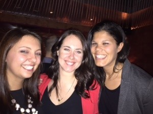 Some AYS managers at a recent NYC event.