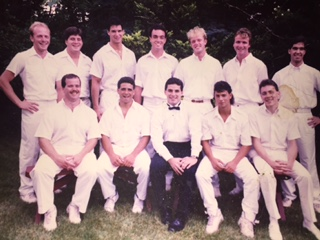 The early days of At Your Service Staffing - pictured above is one of our original teams.