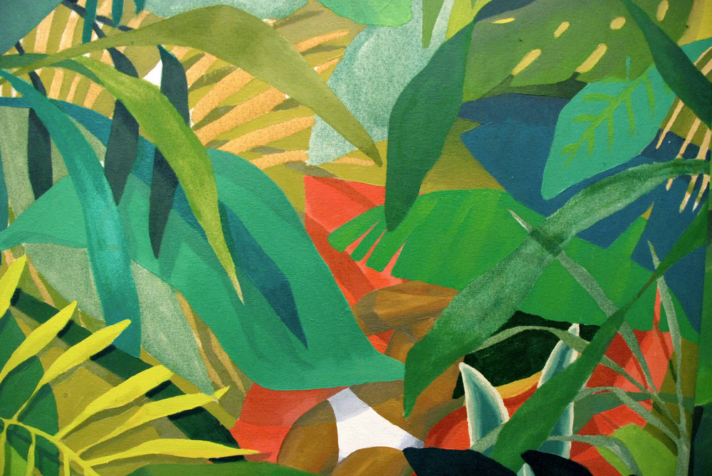 Jungle Fever 2 (detail)